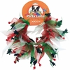 "Holiday Party Collar - Xmas Tree - Medium (12"")"