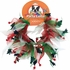 "Holiday Party Collar - Xmas Tree - XSmall (8"")"