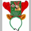 Holiday Pet Reindeer Antlers (Small)