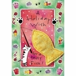 "Holiday Wish for a Tasty Fish!"" Kitty Card"