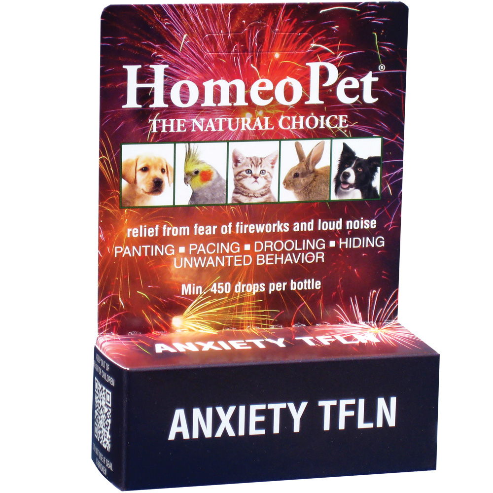 HomeoPet TFLN Anxiety (15 mL)