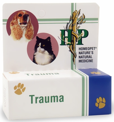 HomeoPet Trauma (15mL)