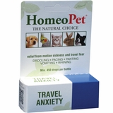 HomeoPet Travel Anxiety (15 mL)