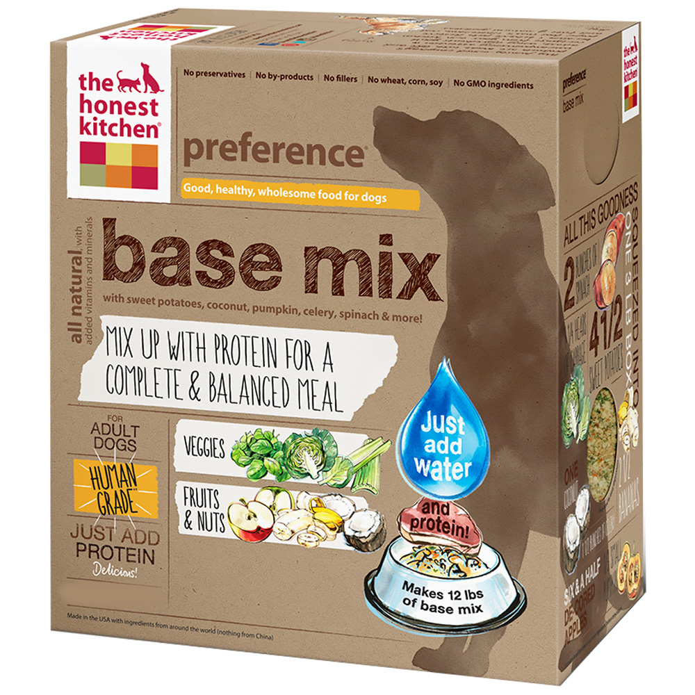 Honest Kitchen Preference Dehydrated Grain-Free Dog Food (7 lbs)