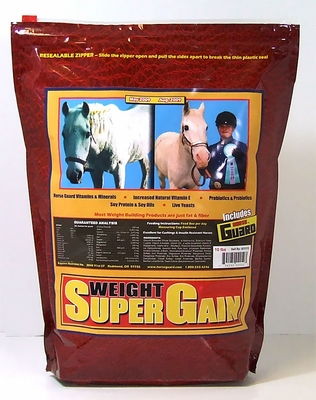 Horse Guard Super Weight Gain (10 lb)