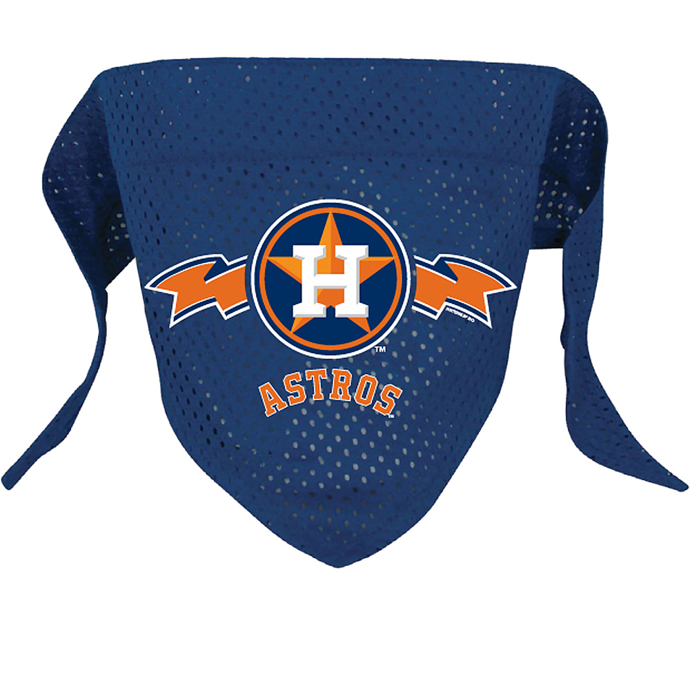 Houston Astros Dog Bandanas