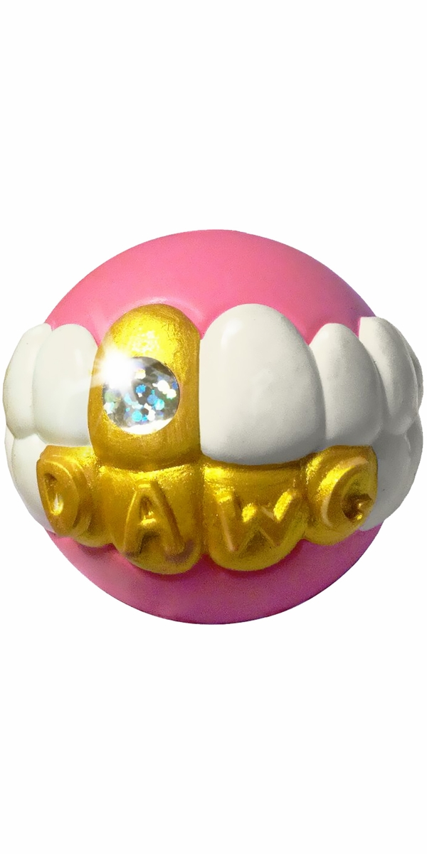 Humunga Bling Teeth Ball
