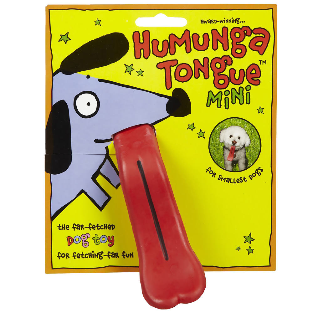 Humunga Tongue Mini for XSMALL/SMALL DOGS (5-20 lbs.)