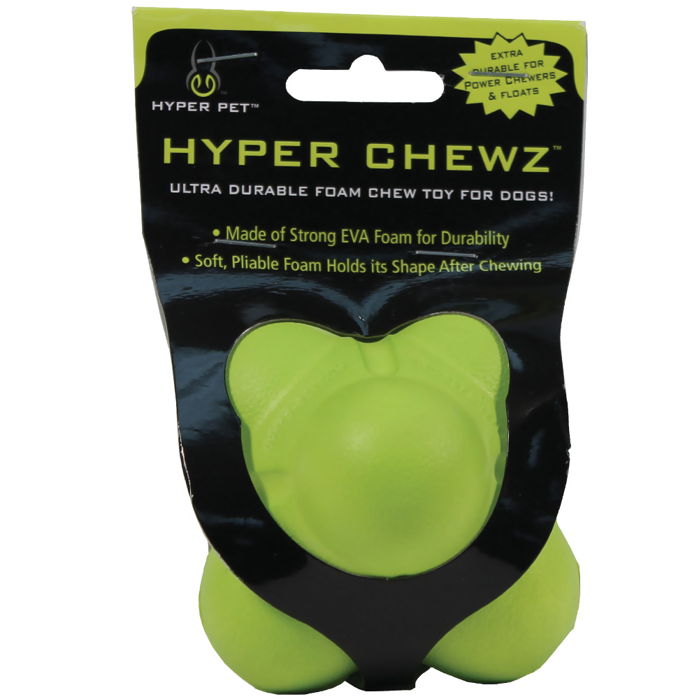 Hyper Pet Hyper Chewz Bumpy Ball