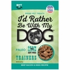 I'd Rather Be With My Dog™ Paleo - Beef, Bacon, & Egg Trainers (5 oz)
