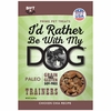 I'd Rather Be With My Dog™ Paleo - Chicken Chia Trainers (5 oz)