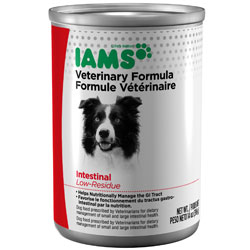 Iams Veterinary Formula Intestinal Low Residue Canned Dog Food (14 oz)