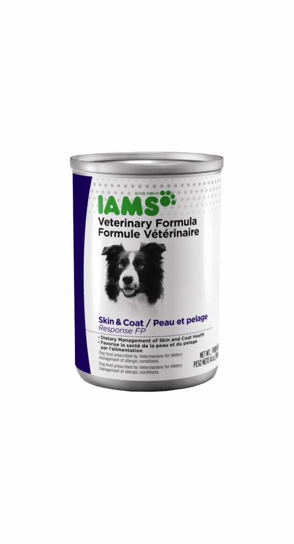 Iams Veterinary Formula Skin & Coat Response FP Canned Dog Food (14 oz)