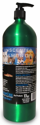 Iceland Pure Salmon Oil (17 oz)