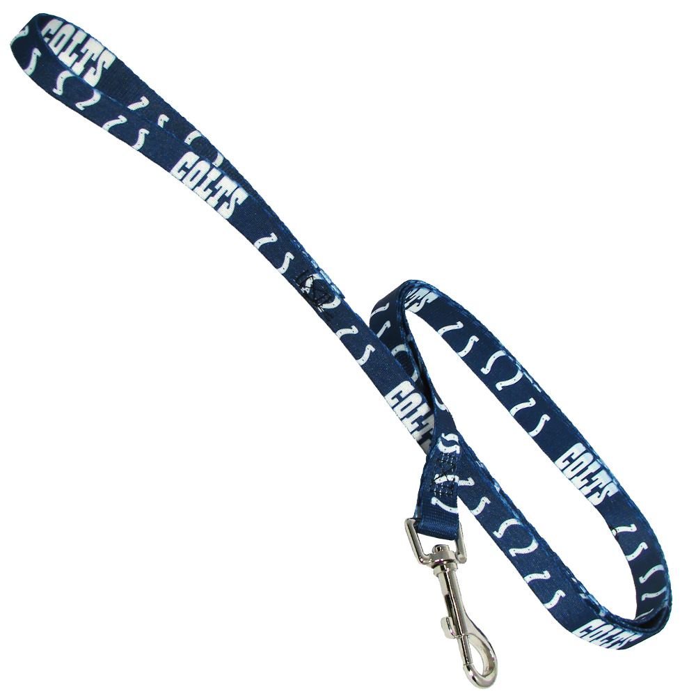 Indianapolis Colts Dog Leash - One Size