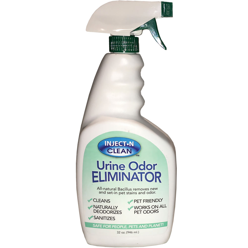 Inject N Clean Urine Odor Eliminator (32 fl oz)