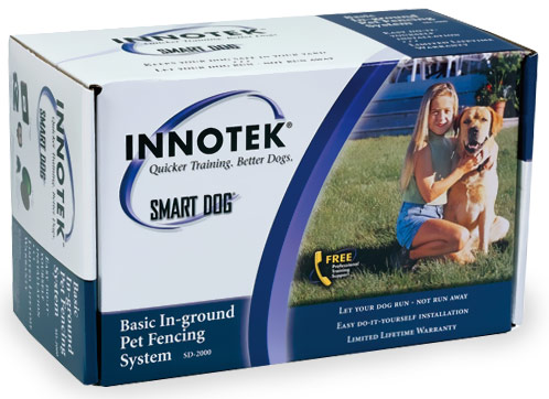 Innotek Basic In-Ground Pet Fencing System