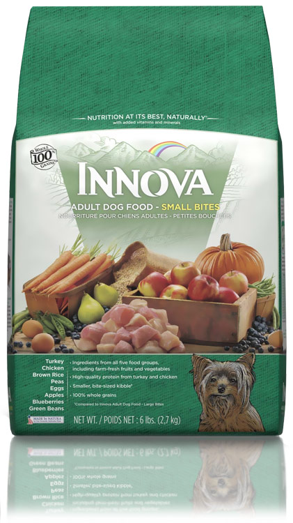 Innova Small Bites Dog Food