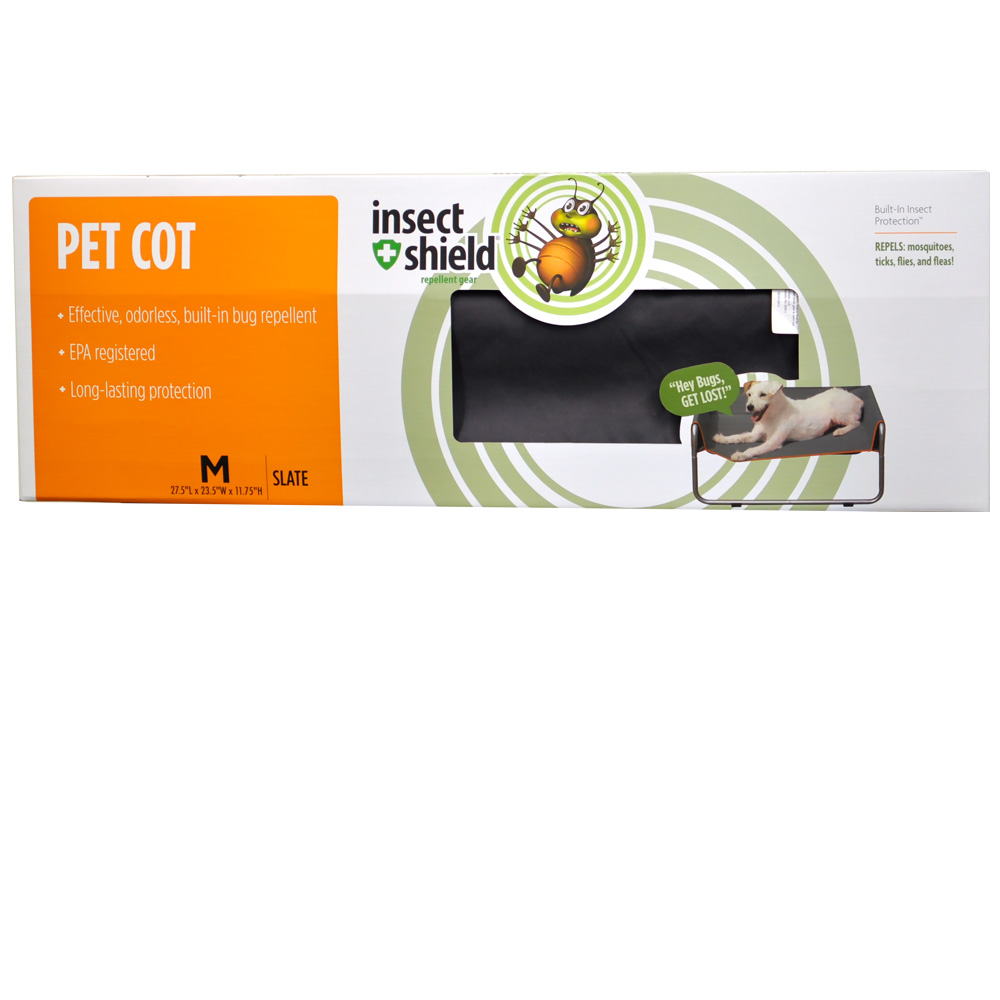 Insect Shield® Pet Cots