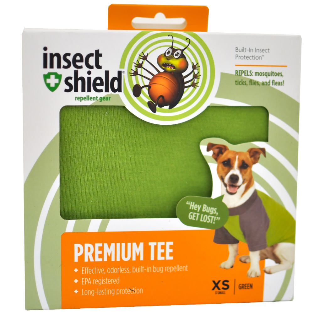 Insect Shield® Premium Tees