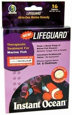Instant Ocean Lifeguard Marine Remedy (6 tabs)