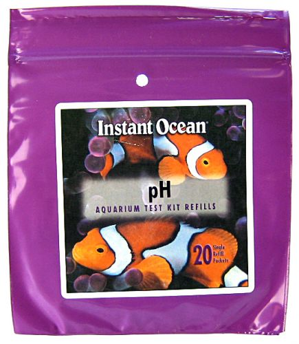 Instant Ocean pH Test Kit Refill (20 pk)