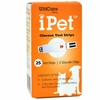 iPet - Glucose Test Strips (25 count)