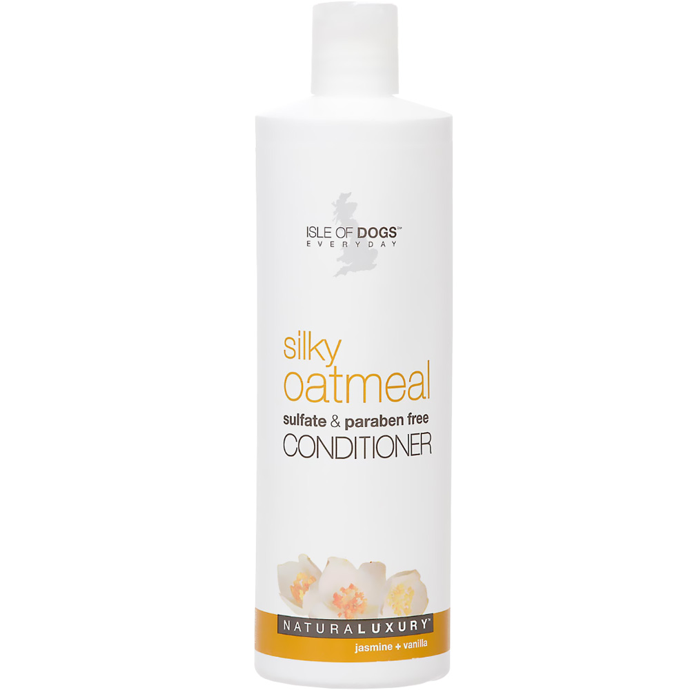 Isle of Dogs Silky Oatmeal Conditioner (6 oz)