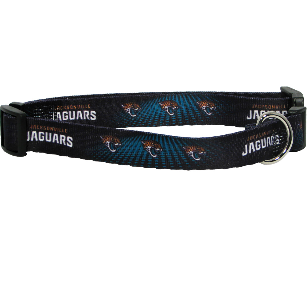 Jacksonville Jaguars Dog Collars & Leashes