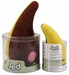 Jed Ball Hot Dog (Yellow/Brown) - LARGE