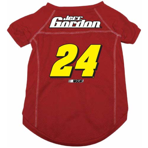 Jeff Gordon Dog Jerseys