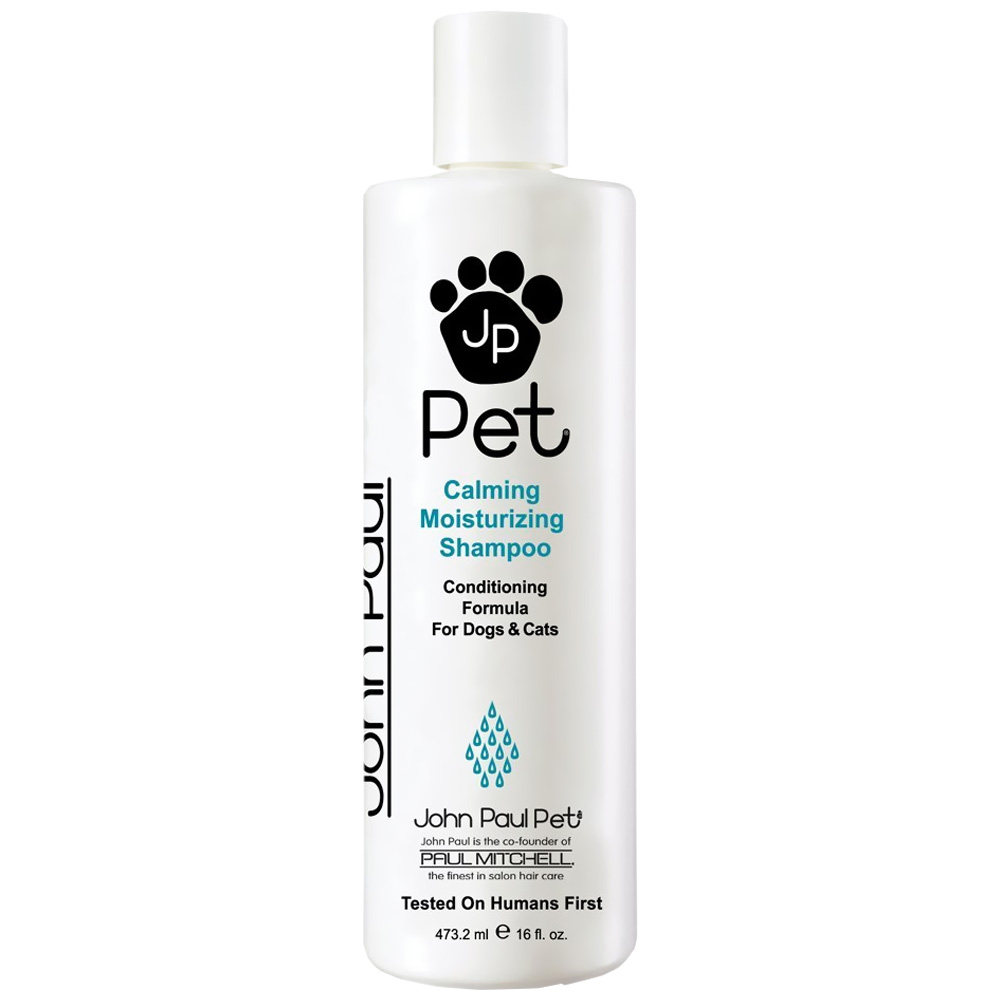 John Paul Pet Calming Moisturizing Shampoo (16 oz)