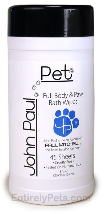 John Paul Pet Sprays & Wipes
