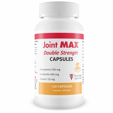 Joint MAX Double Strength Capsules (120 Count)