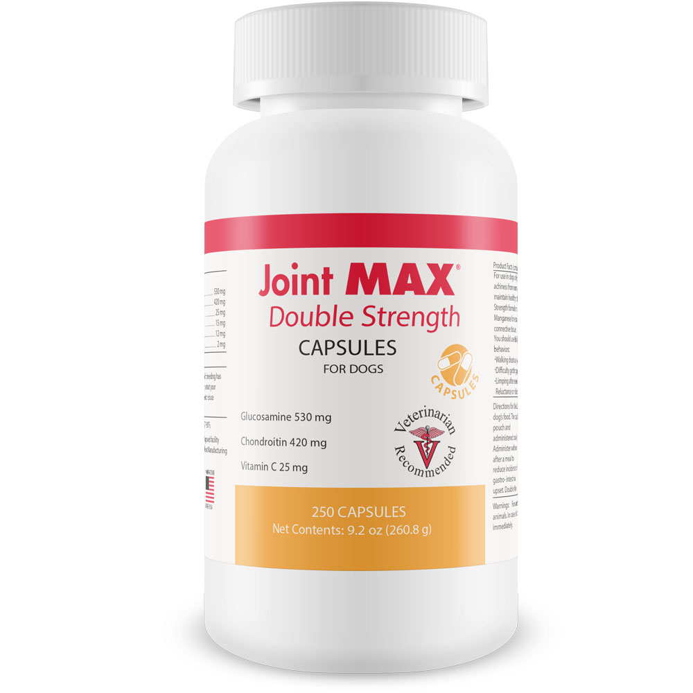 Joint MAX Double Strength Capsules (250 Count)