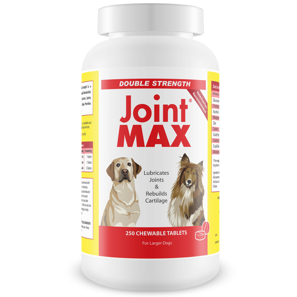 Joint MAX® Double Strength (250 Chewable Tablets)