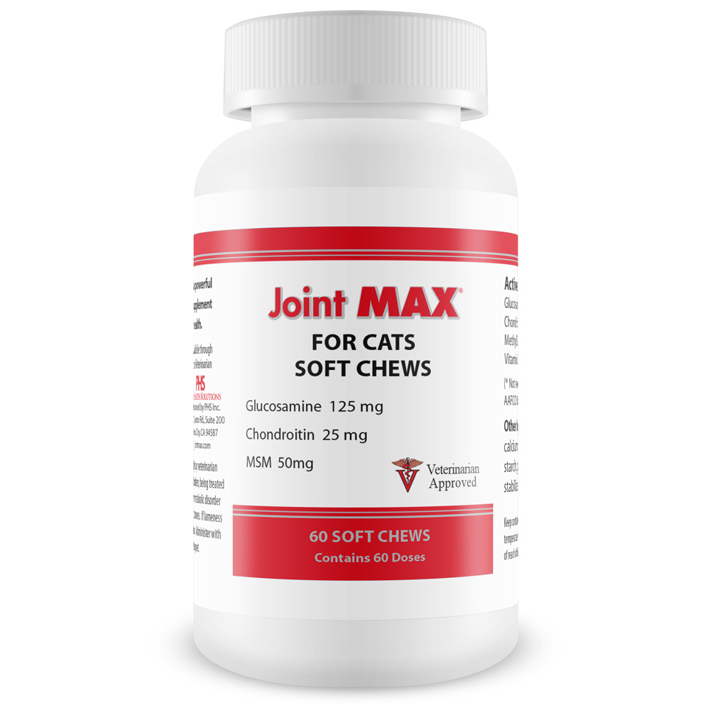Joint MAX® Soft Chews for Cats (60 Chews)