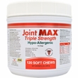 Joint MAX Triple Strength Hypo Allergenic (120 Soft Chews)