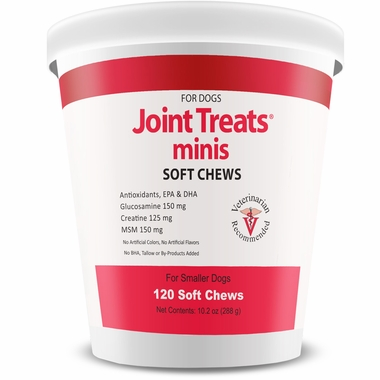 Joint Treats minis (120 Soft Chews)
