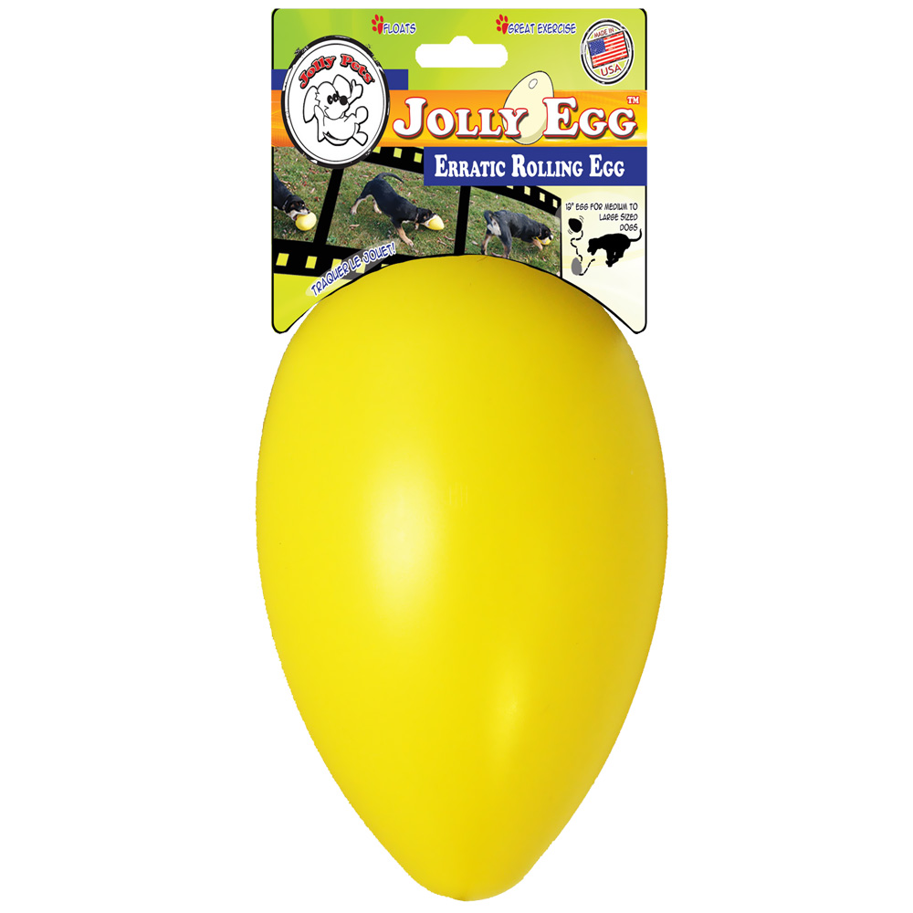 Jolly Egg (Yellow) 12