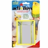 JW Pet Activitoy Hall of Mirrors Bird Toy