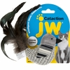 JW Pet Cataction Black & White Bird