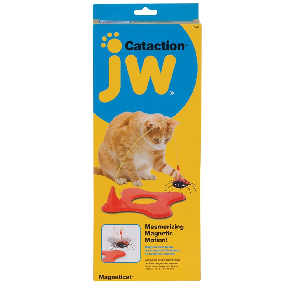 JW Pet Cataction Interactive Toys