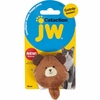 JW Pet Cataction Plush Catnip Bear