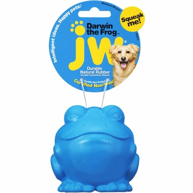 JW Pet Darwin the Frog - Medium