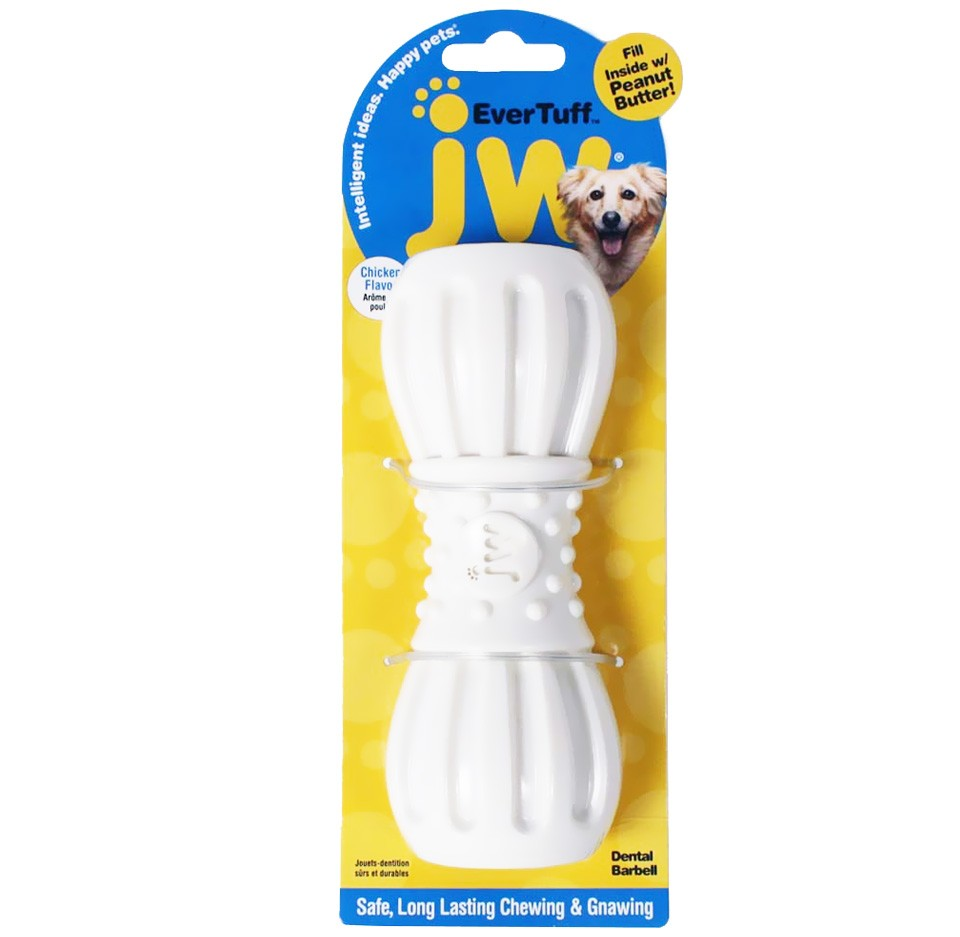 JW Pet Dental Barbell