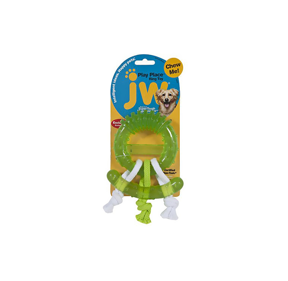 JW Pet Playplace Ring Toy