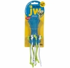 JW Pet Playplace Squeaky Dumbell withStreamers