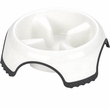 JW Pet Skid Stop Slow Feed Bowl (Large) - Assorted