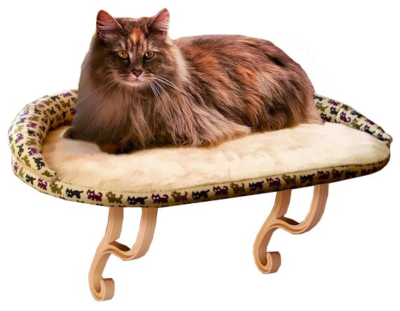 K&H Kitty Sill Deluxe